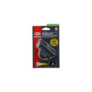 HEAD LIGHT BIKE LED BATT OPERATED